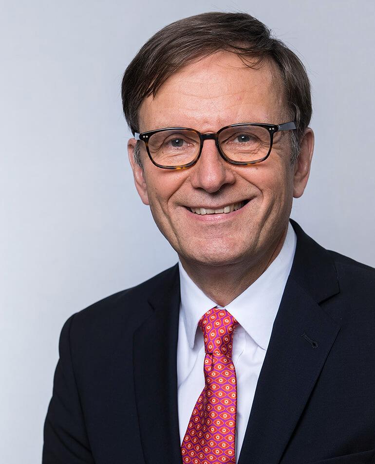 Dr. Johannes Fritz