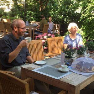 Sommercafé im Bürgerinstitut @ Bürgerinstitut e.V.