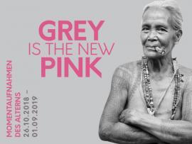 GREY IS THE NEW PINK – MOMENTAUFNAHMEN DES ALTERNS @  Treffpunkt: Museum für Weltkulturen,